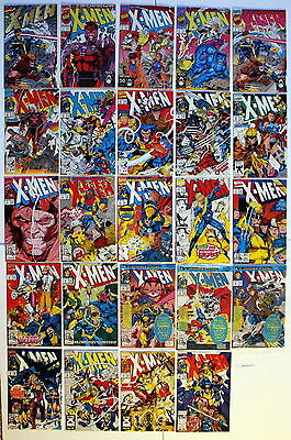 X-MEN 1991-2008 #1a-e,2,3,4,5,6-20 Jim Lee Sabretooth Wolverine 1st OMEGA RED VF
