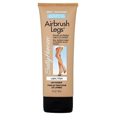 Sally Hansen Airbrush Legs Lotion, Light Glow - 118 ml