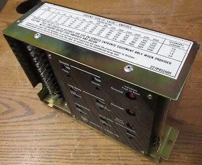UNUSED NOS Westinghouse 227P452H01 Module Amptector Trip Unit Model LSIG
