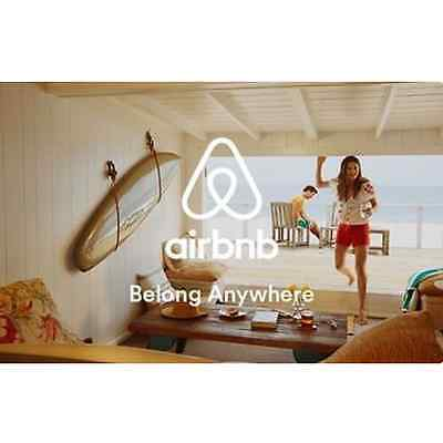 Airbnb Gift Card  $50 $100 or $200 - Fast Email delivery