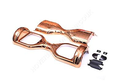 New Highgrade Rose Gold HoverBoard and Swegway Outer Shell Case  - Strong UK