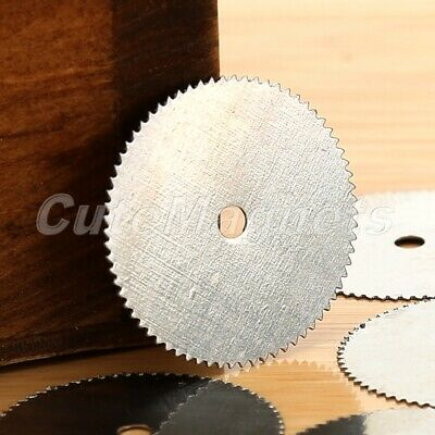 Stainless Steel Wood Saw Disc Cutting Wheel Blades  Grinder Rotary Tools 200Pc