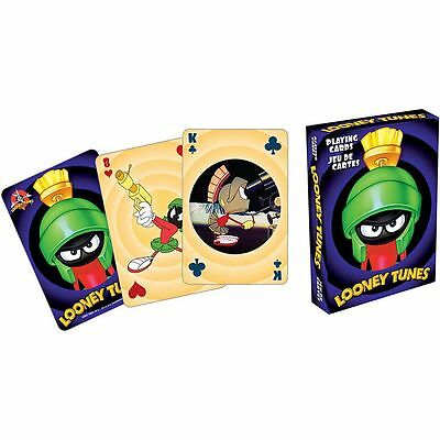 Marvin Playing Cards