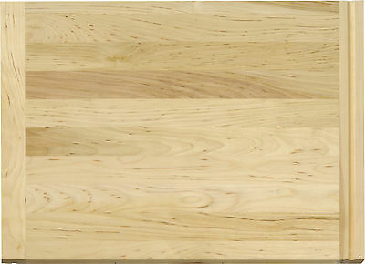 Vance 16 X 22 inch 3/4 inch Hardwood Cutting Board with Routed Pull-Out 8R1622WB