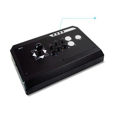 QanBa Q4 RAF S3 Joystick Pro Fightstick Giochi Arcade 2in1 Playstation3/PC NERO