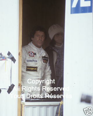 Lotus Mario Andretti F1 Formula One 1978 Photo #15