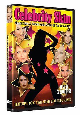 Celebrity Skin Nude Compilation DVD Feat. Sexiest Stars & Hottest Nude Scenes