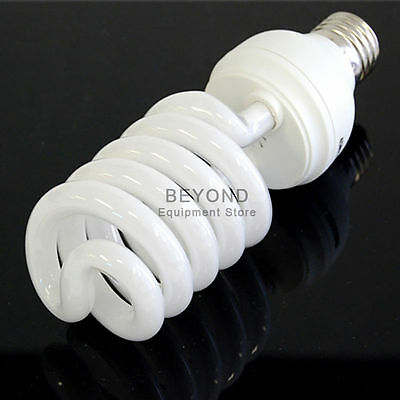 4x Photography 45W 5500K Photo Studio Light Bulb Video Daylight Fluorescent Lamp