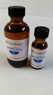 Coco Mango fragrance oil Sensual Scents for candles, soaps and diffusers