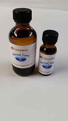Cinnamon fragrance oil Sensual Scents for candles, soaps and diffusers