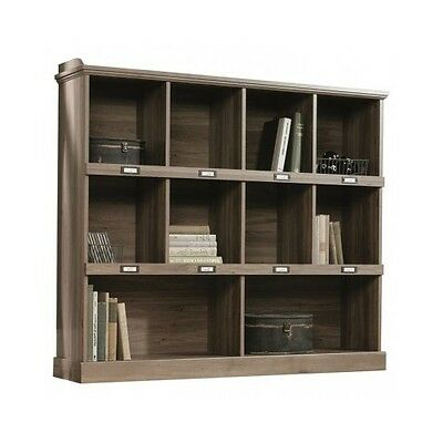 Bookcase Shelf Storage Bookshelf Home Office Cubby Gallery Display Furniture New