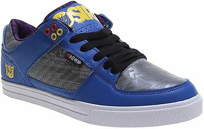 Osiris NYC83 Limited Edition Transformers Protocol Soundwave Skate Shoes Size 6