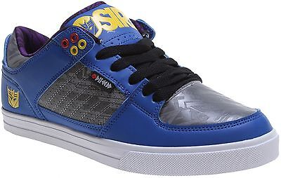 Osiris NYC83 Limited Edition Transformers Protocol Soundwave Skate Shoes Size 7