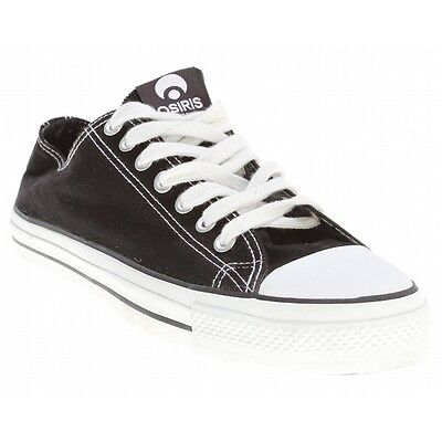 Osiris 1904 Skate Shoes - Black/White Mens Size 8