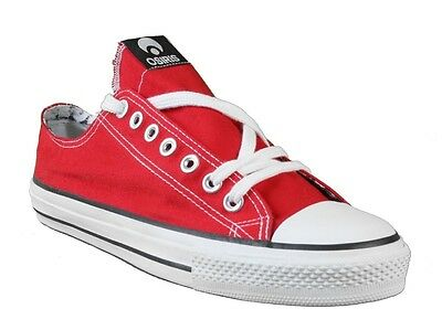 Osiris 1904 Skate Shoes - Red/White Mens Size 8 US RRP $70