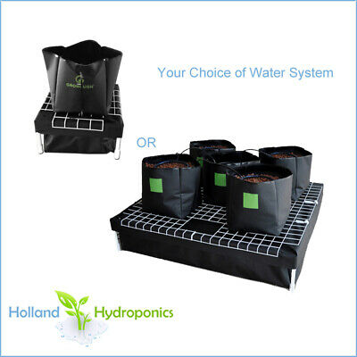 Watering System Hydroponics Irrigation Complete Automatic Water Pump Setup