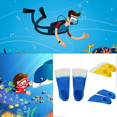 Youth &Adult Snorkeling Scuba Diving  Flippers Swimming Training Swim Fins