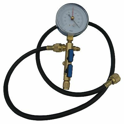 Vacuum Gauge Manifold System and Hoses