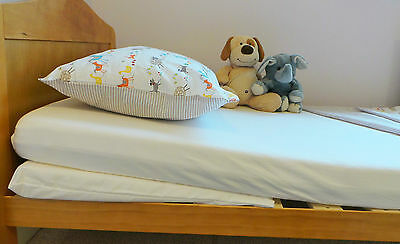 The Little Bed Mattress Elevation Wedge - TO HELP EASE INFANT COLIC & RE-FLUX