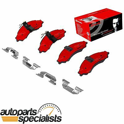 BREMBO HEAVY DUTY brake pads FRONT for HOLDEN COMMODORE VT VX VU VY VZ DB1331