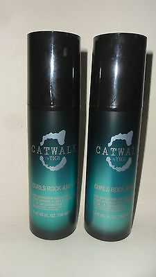 CATWALK Tigi Curls Rock Amplifier Cream 150ml x 2