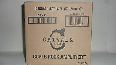 CATWALK Tigi  Curls Rock Amplifier Cream 150ml x 12