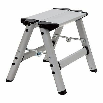 Folding Aluminium Step Stool (150kg Max) - GorillaSpoke for Free P&P IRE & UK!