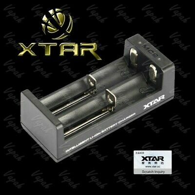 2 MXJO IMR 18650 3000mAh/35A High Drain Flat Top Rechargeable Battery