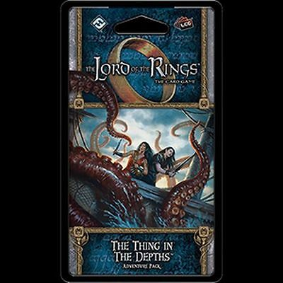 The Lord Of The Rings card game (LCG) The Thing in the Depths Adventure Pack
