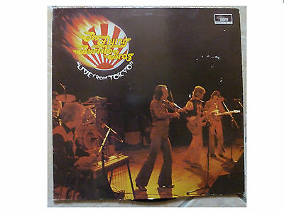 The Flying Burrito Bros * Live From Tokyo *  Sundown Sdlp 025 Plays Great