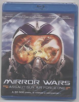 Neuf Blu Ray Mirror Wars Assaut Sur Air Force One Sous Blister