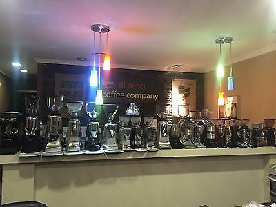 Cheap Used Mazzer Robur Automatic Available Coffee Bean Espresso Grinder