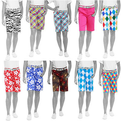SALE! Womens Golf Shorts by Royal and Awesome size 6 - 18 Ladies Golf Holiday