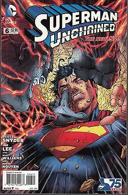 Superman Unchained #6 2014