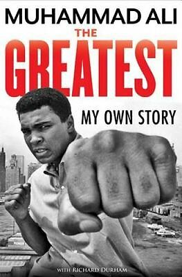 The Greatest: My Own Story by Richard Durham, Muhammad Ali (Paperback /...