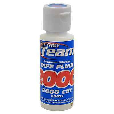 Ass5451  Silicone Diff Fluid 2000W