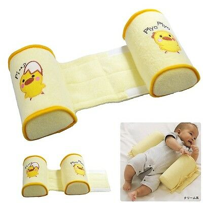 Baby Infant Newborn Safe Sleep Positioner Anti Roll Sleeping Pillow Cushion