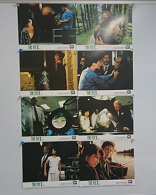 The Fly II (1989) Lobby Card Front Of House Cards Set of 8 Rare