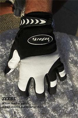 Curling Gloves by KROGAN CURLING SYSTEMS grippy leather