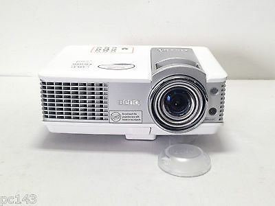 BenQ MP515 Short-Throw LCD PROJECTOR USED 75h LAMP HOURS SPOTTY PIXEL | REF:498