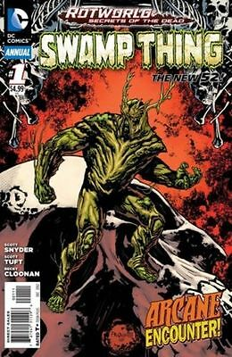 Swamp Thing Annual #1 New 52 (2016)