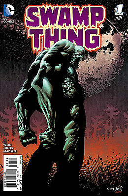 Swamp Thing #1 Dc Mini Series  2016