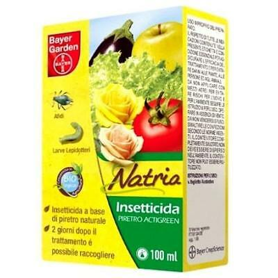 Piretro Actigreen Ml 100 - Insetticida Biologico  Bayer