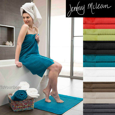 NEW Jenny Mclean Royal Excellency Towel Sets 600GSM Egyptian Cotton 6 or 7 piece