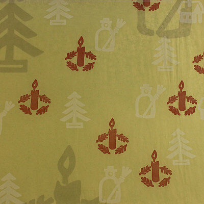 """Printed Tissue Paper - """"Christmas"""" Pattern - 240 Sheets - Gift Tissue"""