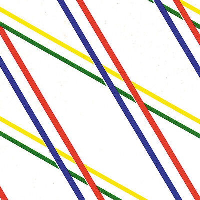 Printed Tissue Paper - Criss Cross Pattern - 240 Sheets