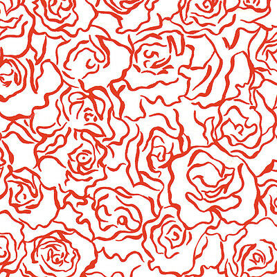 Printed Tissue Paper - Sweetheart Lace Print - 240 Sheets