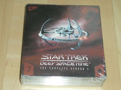 Star Trek Deep Space Nine The Complete Season 7 Sci-Fi & Fantasy neu