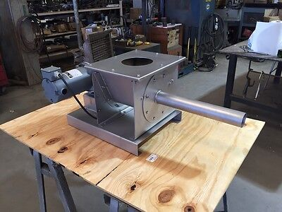 Industrial  Volumetric Screw Feeder  T304SS, Auger (NEW)