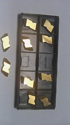 New 10Pcs Nt-3R Tin  Carbide Inserts